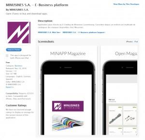 MINUSINES App