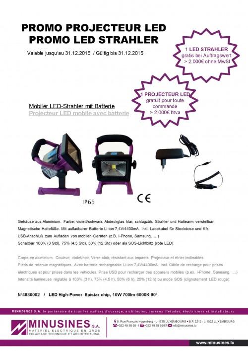 PDF LED Strahler