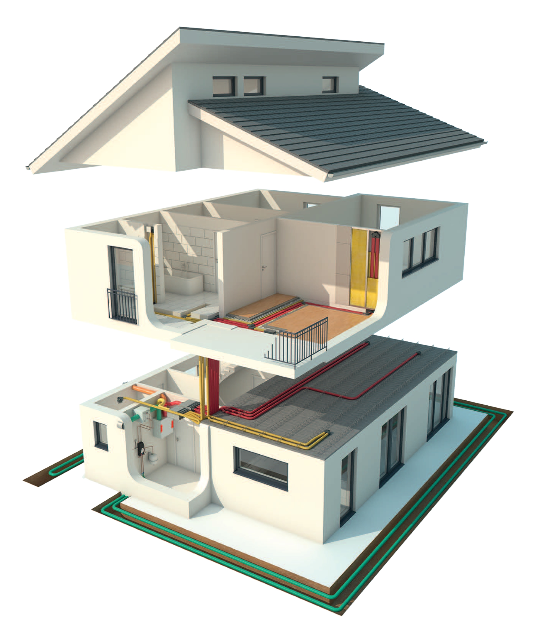 ventilation salle de bain helios. Black Bedroom Furniture Sets. Home Design Ideas