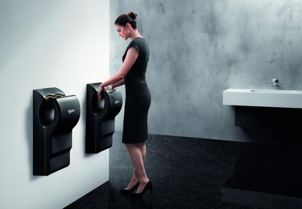 sèche mains électrique dyson
